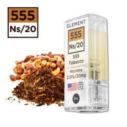 Element - 555 Tobacco 3pak