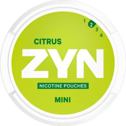 ZYN - Mini Citrus