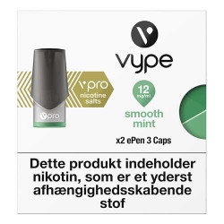 Vype - ePen3 Caps Smooth Mint
