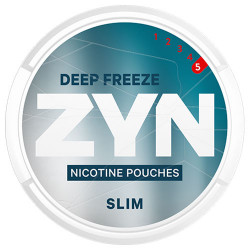 Zyn - Deep Freeze